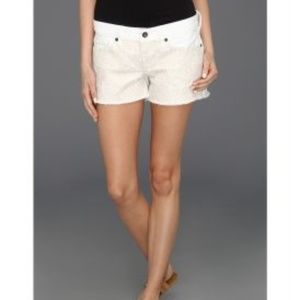 Irving & Fine for Lucky Brand: Riley cutoff shorts